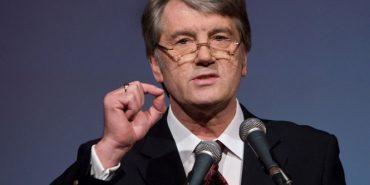 Ющенко розповів про дерусифікацію в Україні