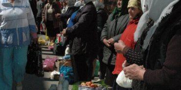 З 1 лютого у Коломиї особи, які займаються стихійною торгівлею, будуть оштрафовані, а увесь їхній товар — конфіскований