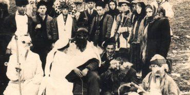У мережі опублікували світлини Меланки з Коломийщини 50-70 рр.