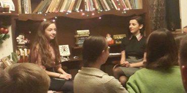 Молоді поети в Коломиї читали вірші й збирали кошти на книжки для дитячої лікарні