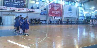 Франківські баскетболістки приурочили матч пам'яті бійця Андрія Прошака. ФОТО