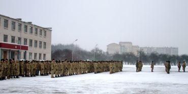 Завершено формування окремої гірсько-штурмової бригади, що дислокуватиметься в Коломиї. ФОТО