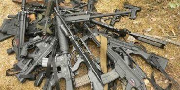 На Прикарпатті арештували чоловіка, в якого знайшли бойовий арсенал
