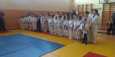 Вихідними на базі Коломийської ЗОШ №10 пройшов щорічний турнір з боротьби дзюдо. ФОТО