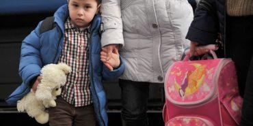 У Коломиї на соцзахист дітей-переселенців виділили 30 тисяч гривень