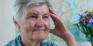 Марія Стус, сестра поета і дисидента Василя Стуса, розповіла про непросте життя у столиці