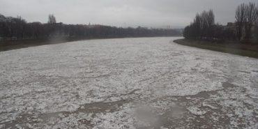 На Прикарпатті оголошено штормове попередження на річках області