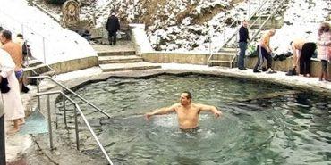 Як на Коломийщині відсвяткували Водохреще. ВІДЕО