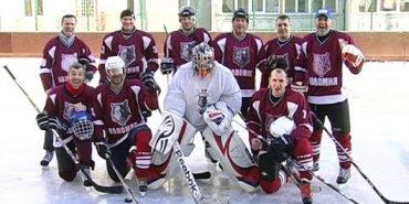 У Коломиї розпочали хокейний сезон. ВІДЕО