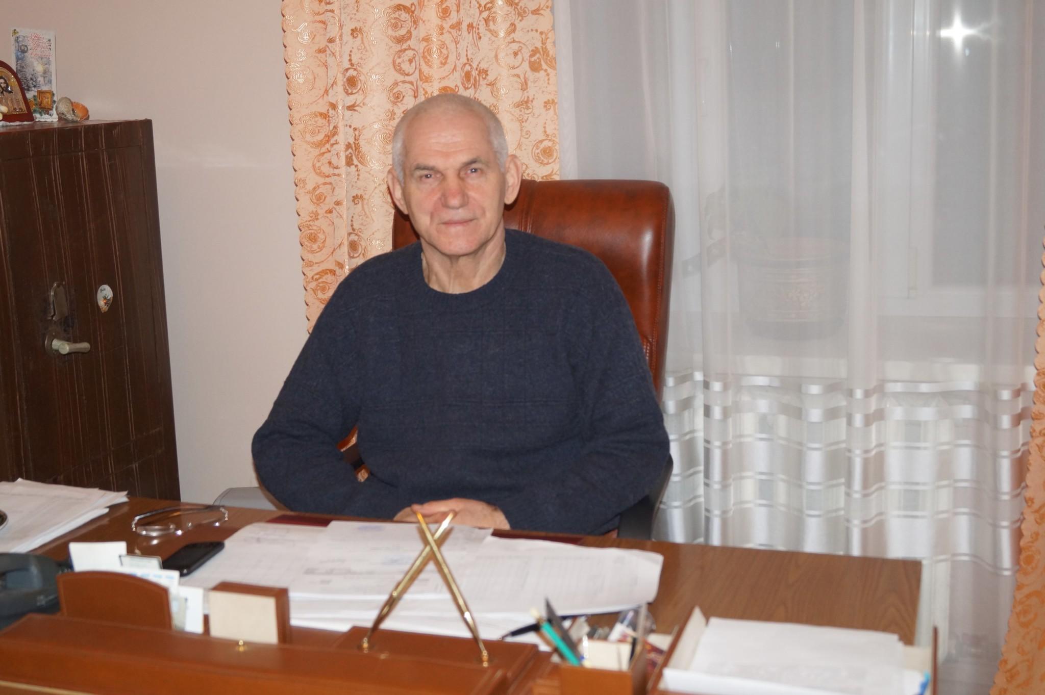 Роман Лазорко, директор пансіонату