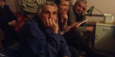 Франківські волонтери побували у нічному притулку для безхатьків. ФОТО