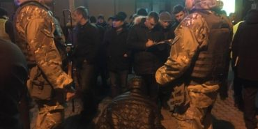 У Івано-Франківську затримали банду злочинців, що вчиняла пограбування магазинів