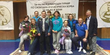 Коломиянка Наталя Пульковська посіла 2 місце в борцівському турнірі у Болгарії