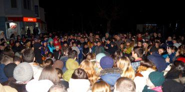 Рік самотності: до річниці загибелі Кузьми у Коломиї провели вечір пам'яті. ФОТО+ВІДЕО