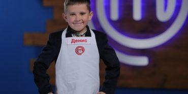 """8-річний Денис з Коломийщини прийшов на """"МастерШеф"""", щоб відкрити власний ресторан. ВІДЕО"""