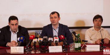 Саакашвілі не приїхав на свою прес-конференцію