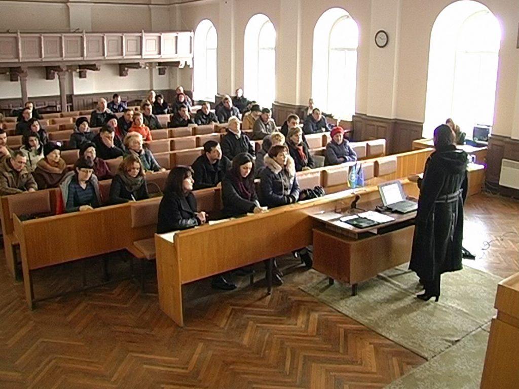 Нещодавно у Коломиї відбувся семінар з реалізації проектів ЄС та ПРООН