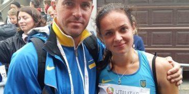 Анастасія Ткачук з Коломиї перевищила норматив з бігу для участі у чемпіонаті світу