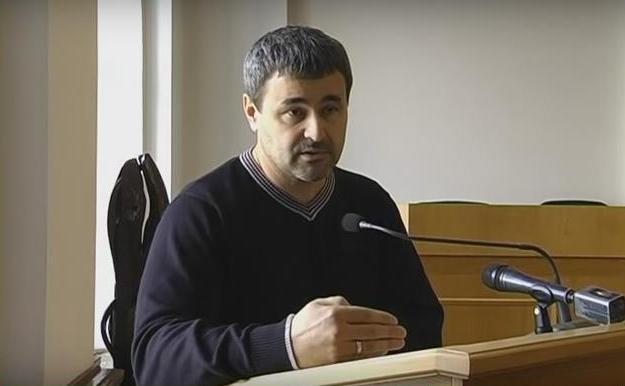Віталій Сарафин розповів депутатам на сесії, які вигоди взамін отримає Коломия