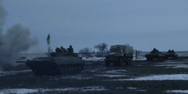 Завтра на українських телеканалах покажуть документальний фільм про бої за Дебальцеве
