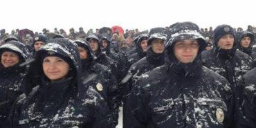 Японія забезпечить українських поліцейських зимовою формою