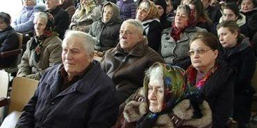 На Коломийщині відбулися сходи селян. ВІДЕО