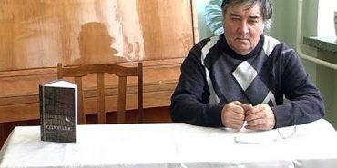 """У Коломиї Василь Рябий презентував книгу сонетів """"Сологолос"""". ВІДЕО"""