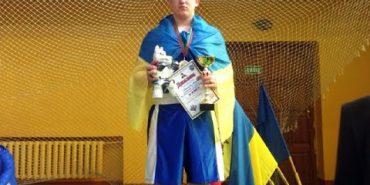 Боксер із Коломиї здобув золото у Білорусі. ВІДЕО