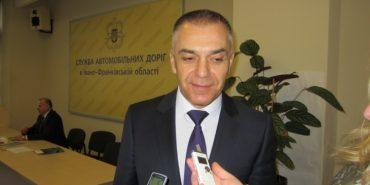 На Прикарпатті призначили нового керівника облавтодору