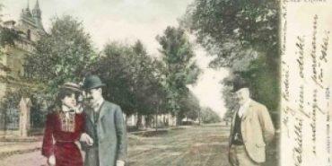 Чоловік зі Станиславова переміг на чоловічому конкурсі краси у 1906 році