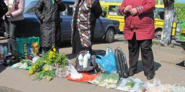 За торгівлю у невстановлених місцях чиновники Івано-Франківська погрожують вилучати продукцію