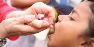 У Коломиї закликають батьків робити своїм дітям щеплення від поліомієліту. ІНФОГРАФІКА