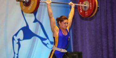 Коломийська важкоатлетка перемогла на Кубку України