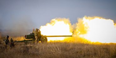 Коломийська 10 гірсько-штурмова бригада проводить навчання артилеристів. ФОТО
