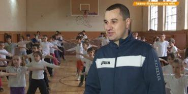 На Коломийщині понад 50 шкіл практикують руханку, започатковану сином Івана Франка. ВІДЕО