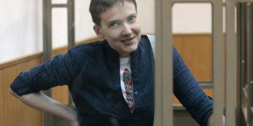 Літак з Надією Савченко вилетів в Україну