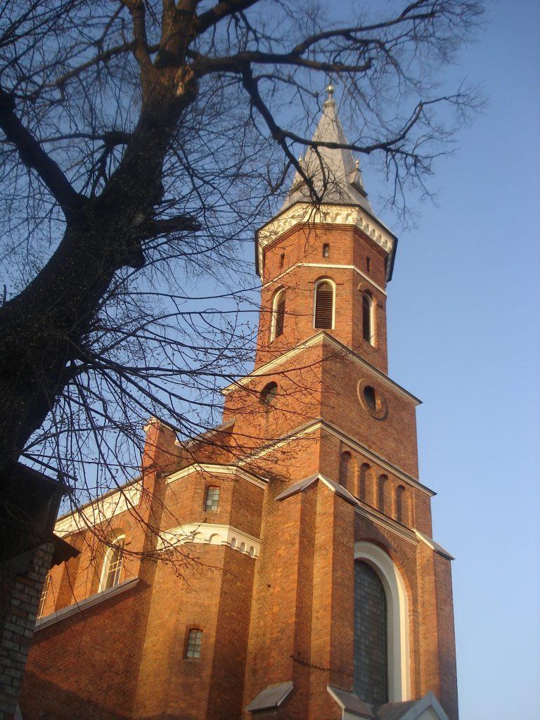 римо-католицький костел св. Іґнатія Лойоли (колишній костел отців єзуїтів)