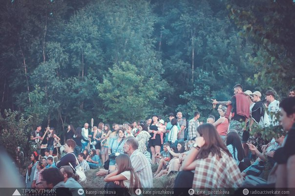 фестиваль Трикутник