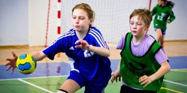 У Коломиї змагалися юні гандболісти