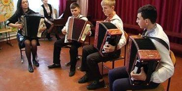 Звіти шкіл мистецтв розпочалися на Коломийщині. ВІДЕО