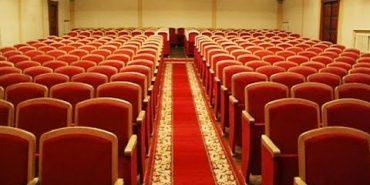 У Коломиї відкрили оновлену залу драмтеатру. ВІДЕО