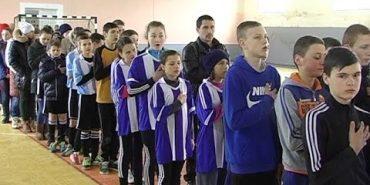 У Коломиї відбулись зональні змагання з футзалу. ВІДЕО