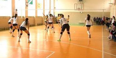 У Коломиї відбувся третій тур чемпіонату Івано-Франківської області з волейболу. ВІДЕО
