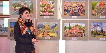 Дитячі листівки та календар із зображенням Коломиї презентували у Музеї історії міста. ФОТО+ВІДЕО