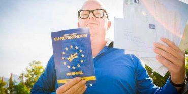 У Нідерландах провели соцопитування щодо асоціації з Україною