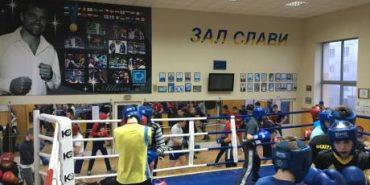 У Коломиї тренується національна збірна України з боксу серед юніорів. ВІДЕО