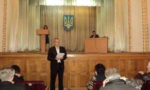 """""""Коломийський районний бюджет за 2015 рік виконано на 100%"""", – Глушков"""