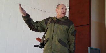 """За словами терориста з """"ДНР"""", разом з ним воюють четверо прикарпатців. ВІДЕО"""