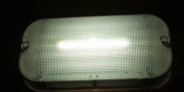 На Петлюри та Лисенка у Коломиї встановили 30 нових світильників