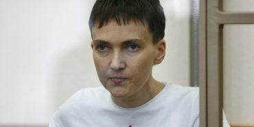 Віра Савченко заявила про зрив переговорів щодо звільнення Надії